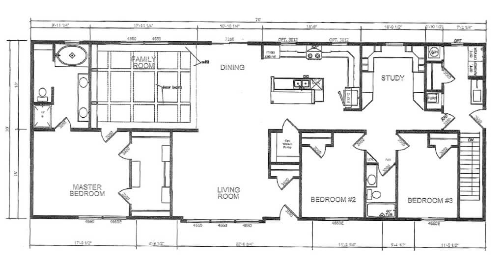 Highland 2280 Sq. ft